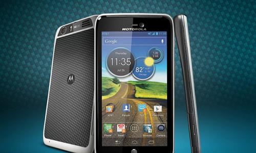 Motorola Atrix HD: An Android ICS smartphone