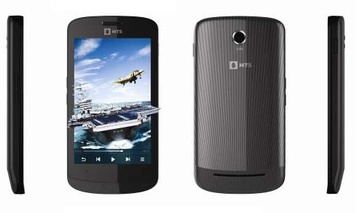 MTS launches new Android CDMA smartphone MTag 401 for Rs 9,000