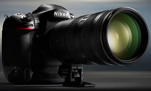 Nikon releases D4 camera firmware update