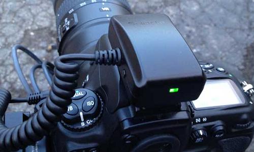 SolmetaGeotaggerN3 module for Nikon DSLR Camera