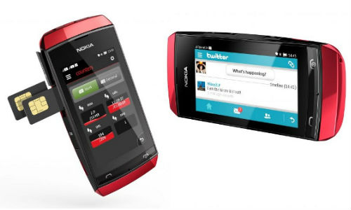 Nokia launches dual SIM Asha 305 in India