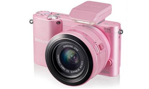 Samsung NX 1000 Mirrorless entry level camera