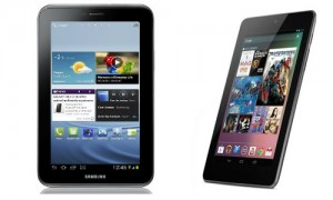 Google Nexus 7 vs Samsung Galaxy Tab 2 310: Which one will you buy?