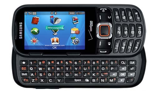Samsung U485 Intensity III Qwerty keypad phone review