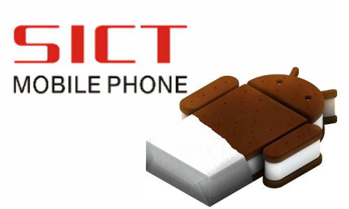SICT Android smartphones to be launched in Q3