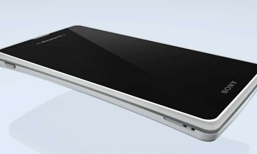 A new Sony Xperia LT30 phone with Bravia display smartphone
