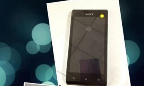 Sony Xperia J Android ICS smartphone preview