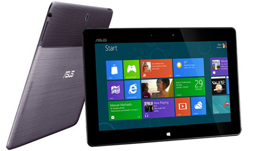 Asus launches Windows Tablet 600 with 8MP camera