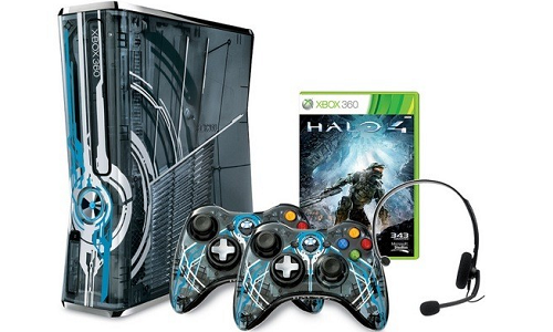 Microsoft Xbox Halo 4 bundle: A limited edition special gaming console
