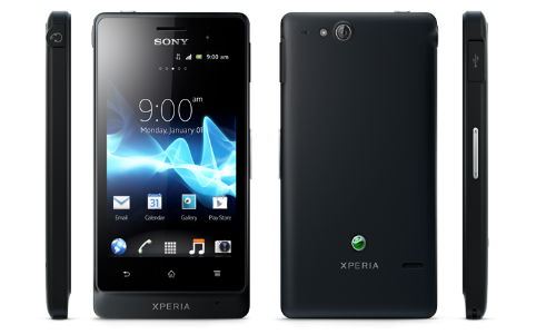 Pre-order Sony Xperia Go for Rs 18,999