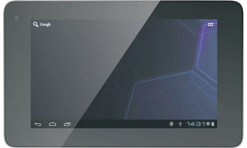 ViewPad E72: An Android ICS 7 inch tablet specifications