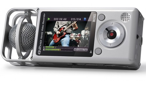 Zoom Q2HD: A handy camcorder for Rs 10,000