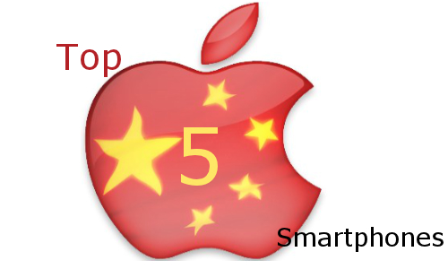 Top 5 China Mobile Phones You Should Buy Instead of Apple iPhone 5