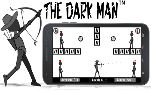 7Seas Launched The Dark Man Game for Android Users [VIDEO]