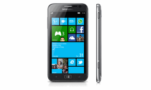 Samsung unveils ATIV S: Will the Windows 8 Powered Smartphone Beat Nokia's