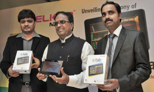 Celkon Ee-Tab CT 1: Android ICS Tablet for Students Launched at Rs 6,450