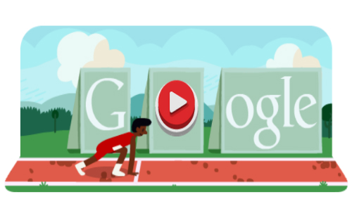 Google's Interactive Olympics 2012 Doodle on Hurdles: Did You Play it?[Video]
