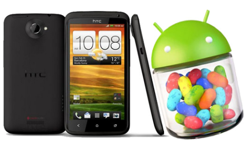 How To Update HTC One X OS to Android 4.1.1 Jelly Bean