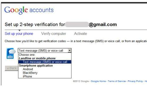 How to Set Up Two Step Verification on Your Google Account?