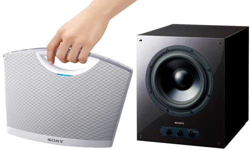 IFA 2012: Sony Unveils ES Series, SRS-BTM8 handbag speaker With NFC