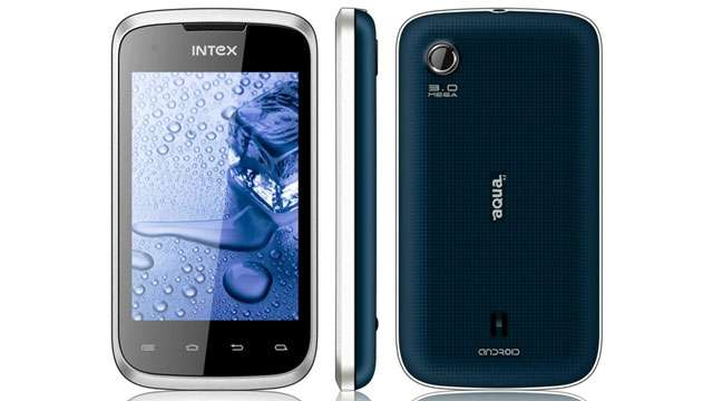 Intex First Android Smartphone Aqua 4.0 Launched at Rs 5,490: Will You Buy it?