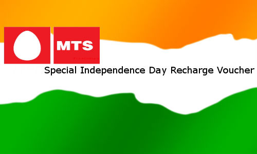 MTS launches Special Independence Day Recharge Voucher