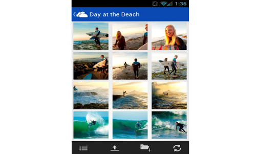 Microsoft Introduces SkyDrive App for Android [Video]