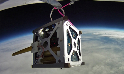 NASA PHONESAT Sending Nexus One and Nexus S into Space