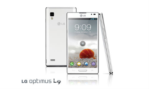 LG Optimus L9 Unleashed With 4.7inch Screen And 1GHz Dual Core Processor: Will it Topple the Sales of Galaxy S3?