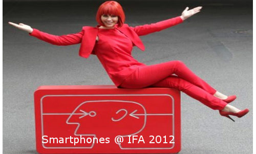 IFA 2012 Recap: Top 10 Smartphones Which Sizzled the Event