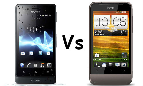 Sony Xperia Go Vs HTC One V: Which Android Smartphone is Best For You?