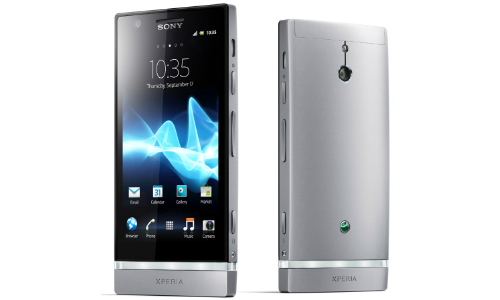Sony Xperia P Ice Cream Sandwich update rolling out now