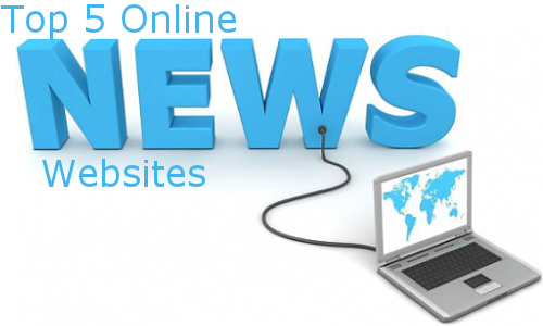 Top 5 Indian Multilingual Online News Website