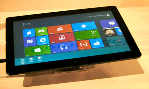 Lenovo tips Windows RT tablets to Cost $300: Will The New OS Revolutionize the iPad Dominant Market?