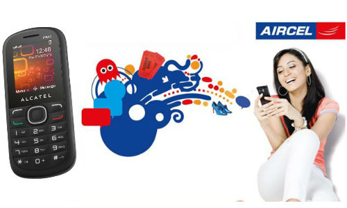 Aircel Plan 1508: Special Independence Day Offer For You