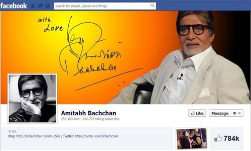 Facebook: Amitabh Bachchan Joins Mark Zuckerberg Social Network