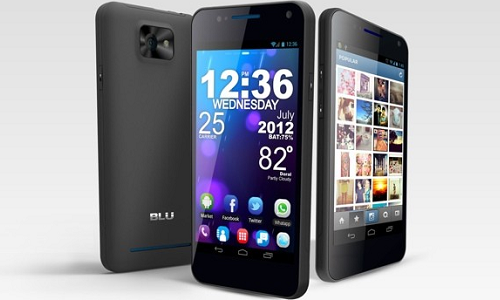 BLU Kicks Off Dual SIM VIVO 4.3 With 4.3in Super AMOLED Plus display, dual-core processor, 8 MP Camera and More