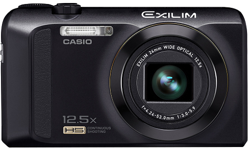 Casio Exilim EX ZR300: Top 3 Features We Love