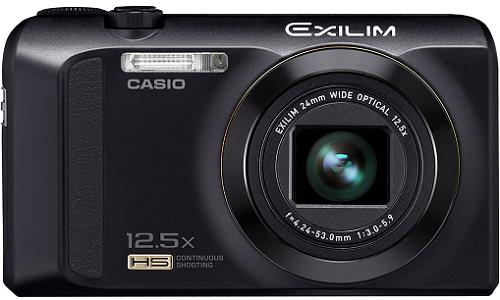 Casio Exilim EX ZR300: Top 3 Features We Love