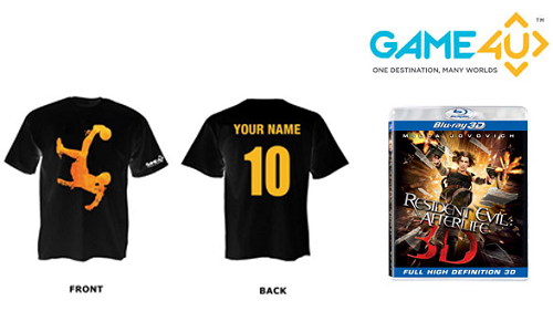 Game4u Rolls Out Pre Order Merchandise for FIFA 13 and Resident Evil 6