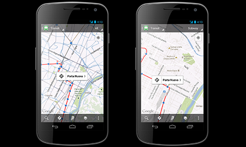 Google Maps for Android brings schedules for Delhi Metro, Chennai MRTS, Bangalore MTC and Kolkata Metro