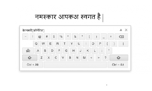 Google adds support for Hindi, Chinese and Russian in Google Docs