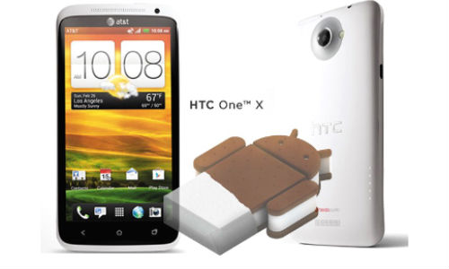 Ice Cream Sandwich Update: HTC One X Gets Android 4.0.4, Supports Indian Languages And More