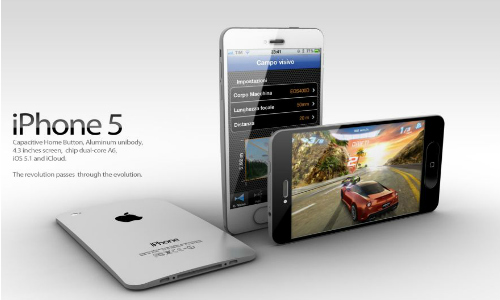 iPhone 5 Rumors: LG Display Mass Producing In-Cell Panels, New Dock Connector Cable, A5X Dual Core Processor Leaked And More