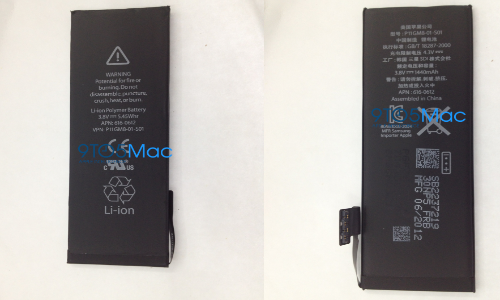 Apple iPhone 5: High Capacity 1440 mAh Battery Revealed [Rumor Round-up]