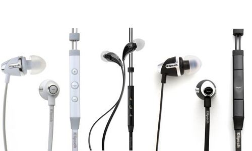 Klipsch unveils new in-ear headphone series for iOS and Android devices