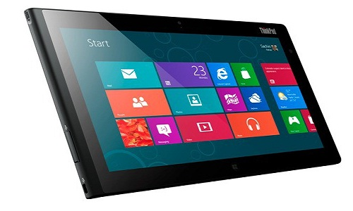 Lenovo Windows 8 ThinkPad Tablet 2 To Debut in October, Does Apple Needs to Worry?