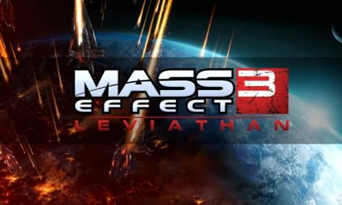 Mass Effect 3 Leviathan DLC Trailer Revealed