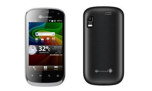 Micromax A75: Price Drops to Rs 8,299 At Flipkart