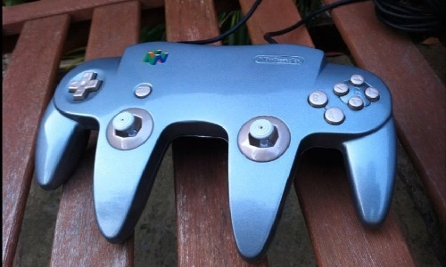 The Unusual Story Behind Modder N64 Dual Analog Gaming Controllers